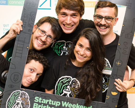 Entrepreneurs gear up for Australia's creative tech Startup Weekend